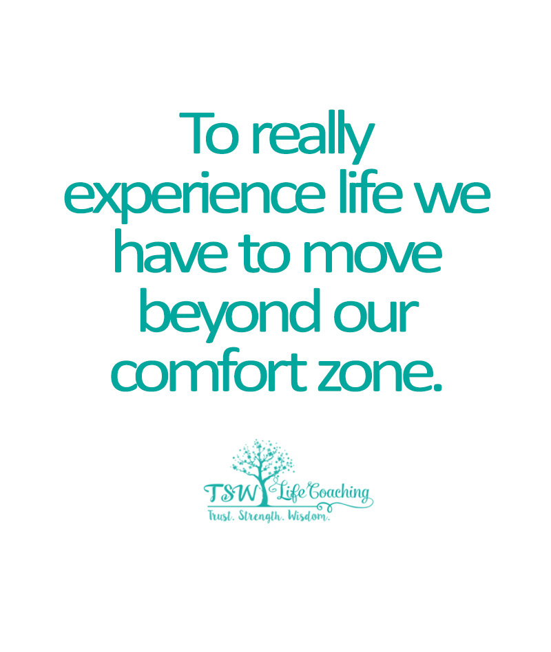 Expand Your Comfort Zone!