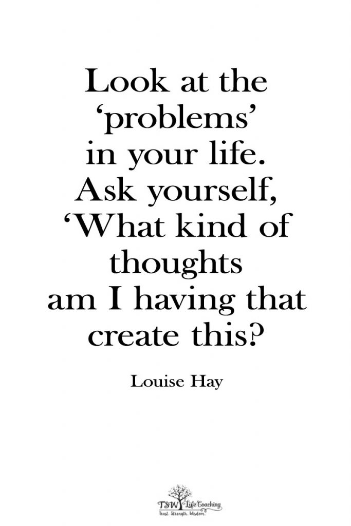 Thank you! Louise Hay
