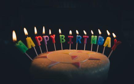 finally...happy birthday to me